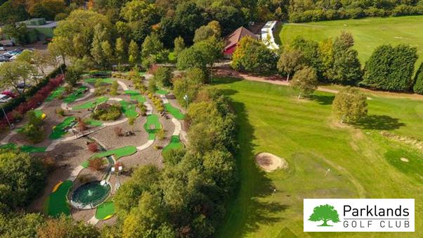 Parklands Golf Voucher