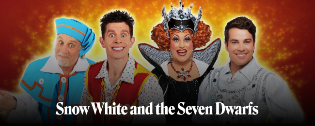 Snow White & The Seven Dwarfs Panto - Newcastle Theatre Royal 2021