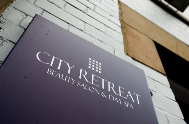 City Retreat Voucher - Full Body Massage & Prosecco for Two