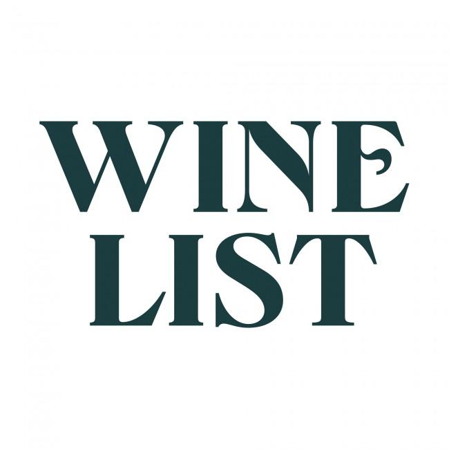 The Wine List logo