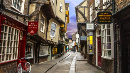 January Sales Day Trip - York