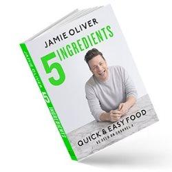 Jamie Oliver's 5 Ingredients Cook Book