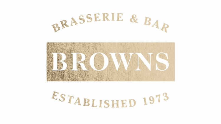 Browns Brasserie and Bar logo