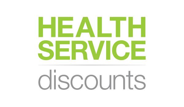 Health Service Discounts logo