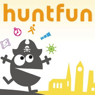 Huntfun logo