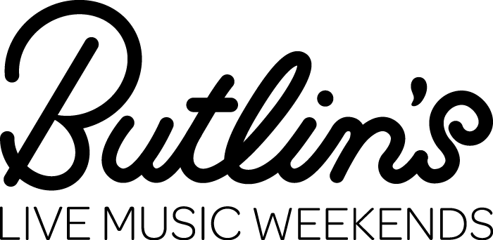 Butlins Live Music Weekends logo