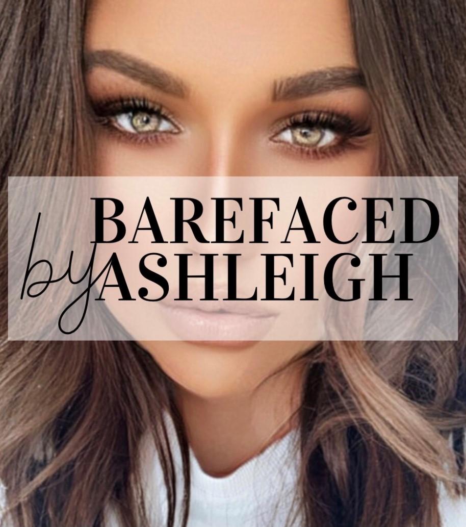 Barefaced By Ashleigh logo