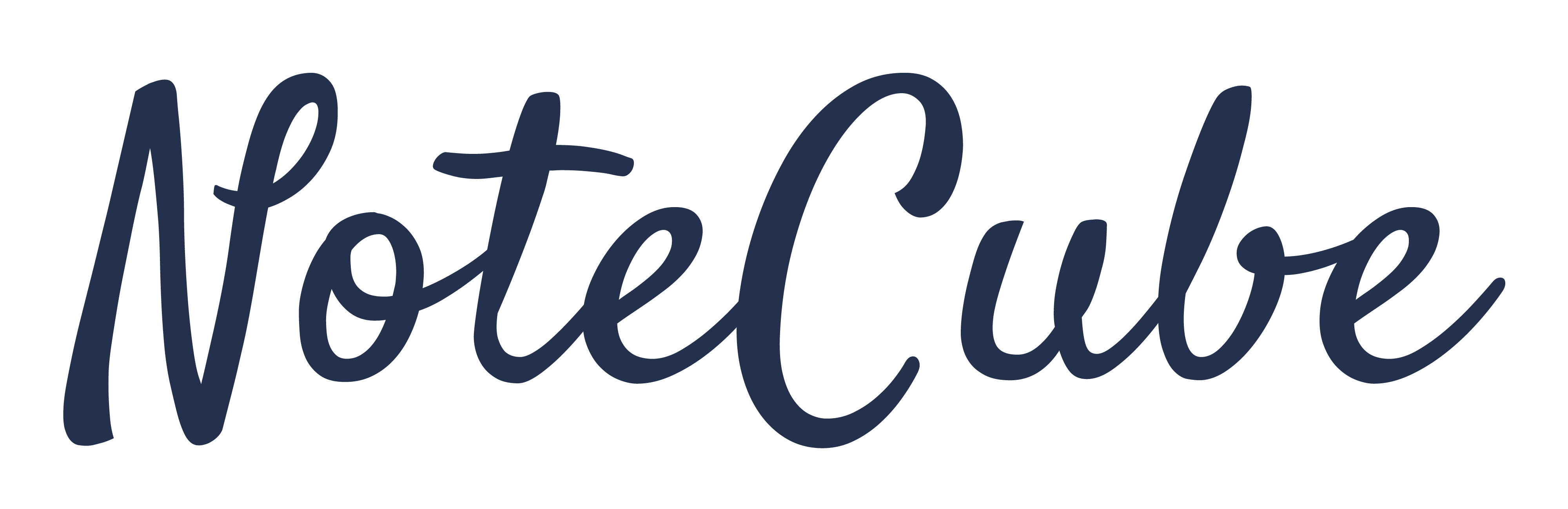 The Note Cube logo