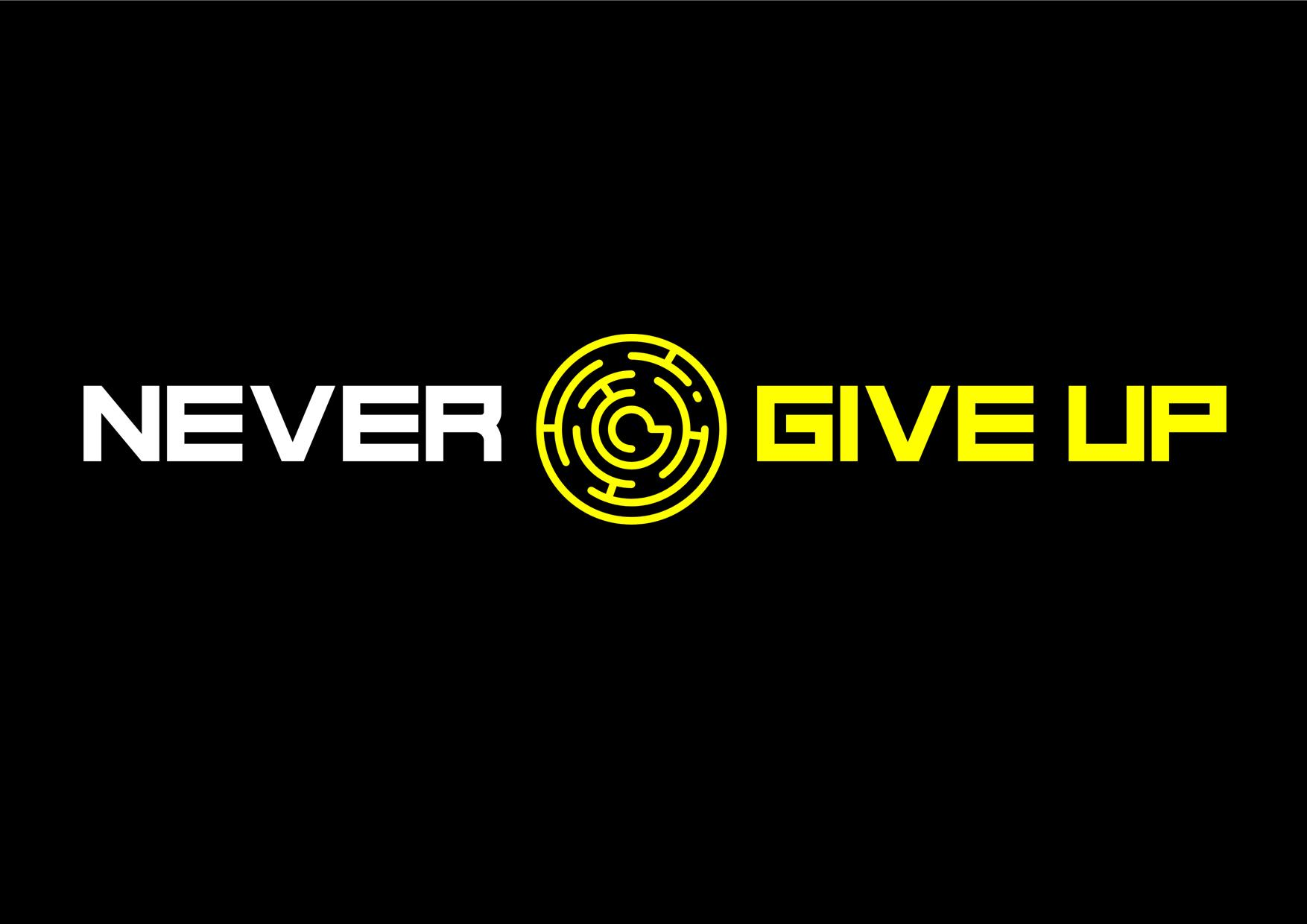 Never Give Up Escape Rooms logo