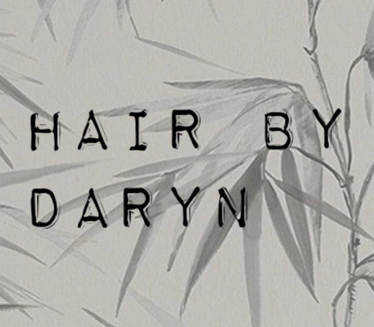 Hair by Daryn @U Salon logo