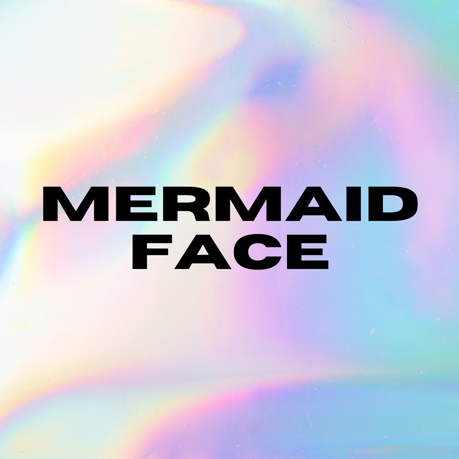 Mermaid Face logo