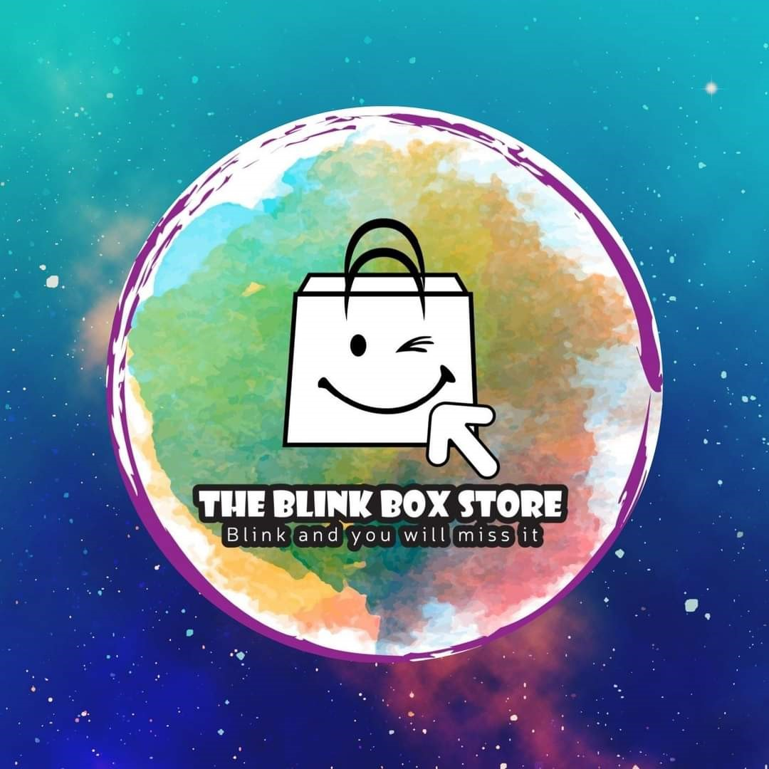 The Blink Box Store logo