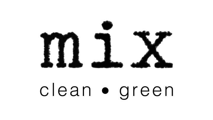 Mix  Clean  Green logo