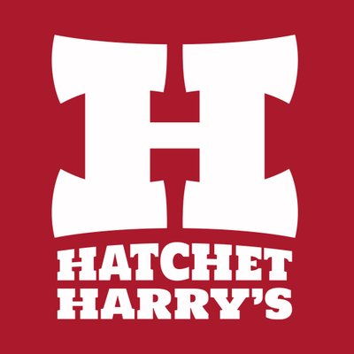 Hatchet Harry's logo