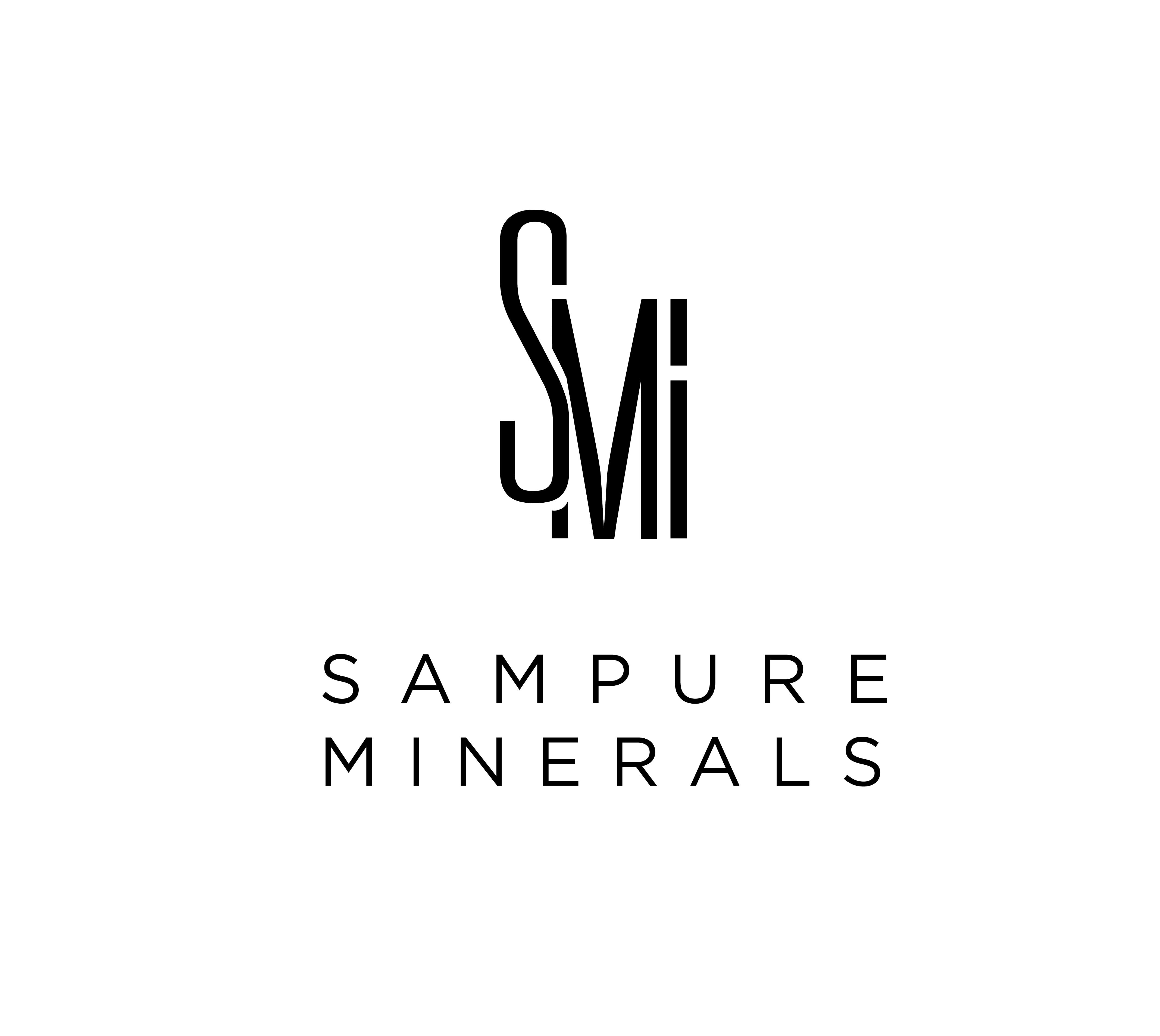 Sampure Minerals logo