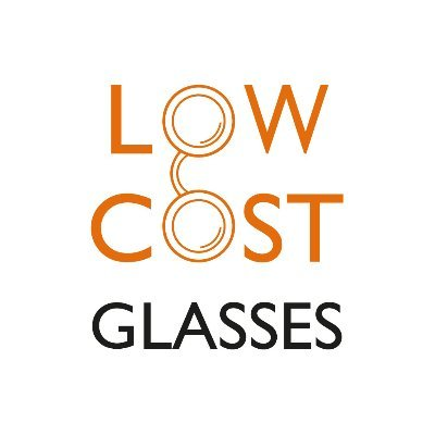 Low Cost Glasses logo