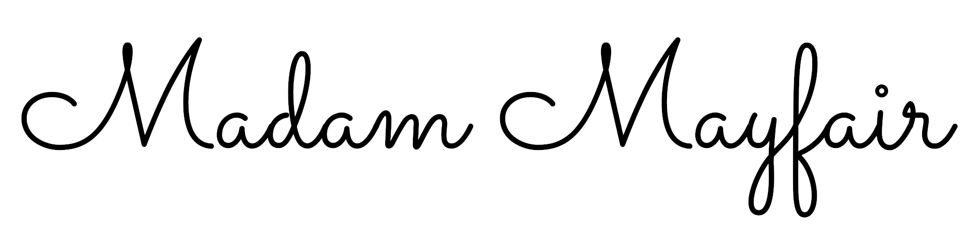 Madam Mayfair logo