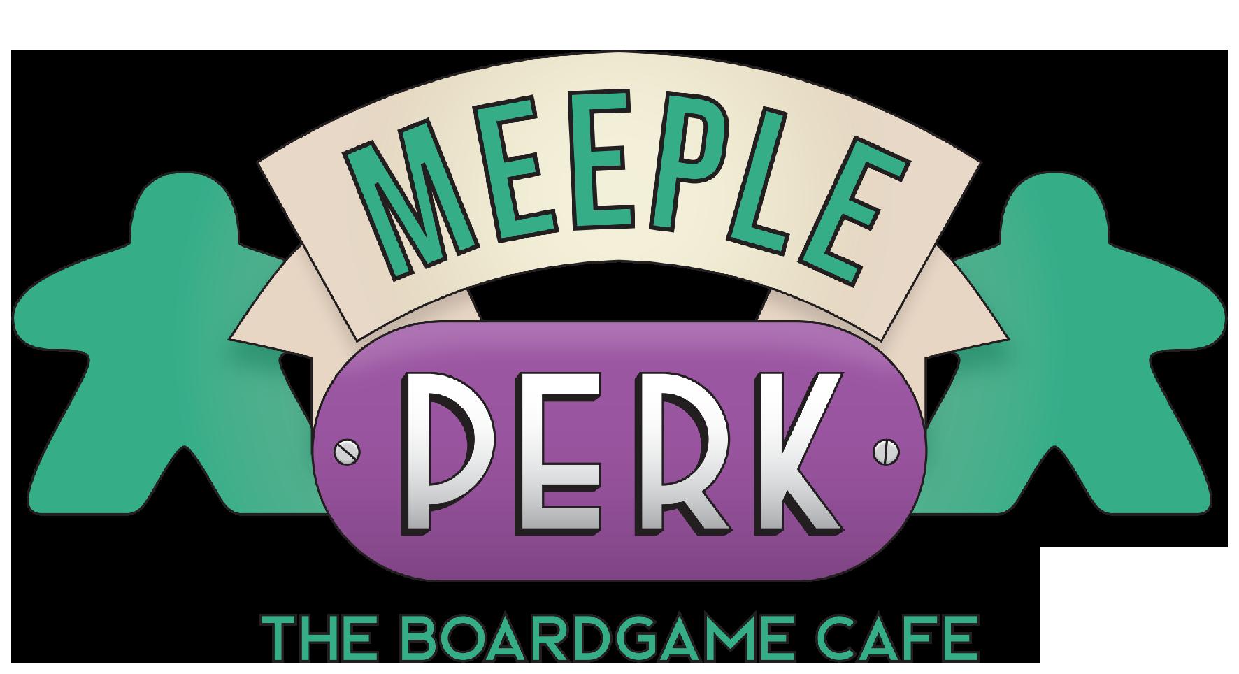 Meeple Perk logo