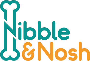 Nibble and Nosh logo