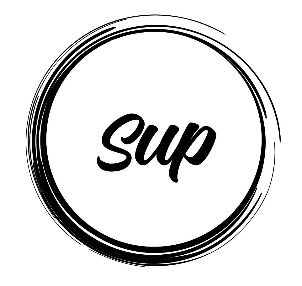 Sup Drinkware logo