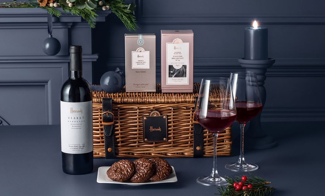 Harrods The Beauchamp Hamper