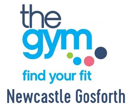 The Gym Gosforth logo