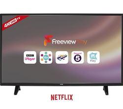 """49"""" Smart 4k Ultra HD TV"""