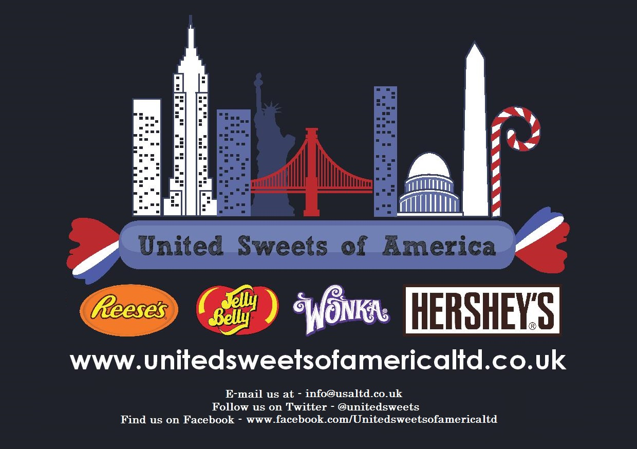 United Sweets of America logo