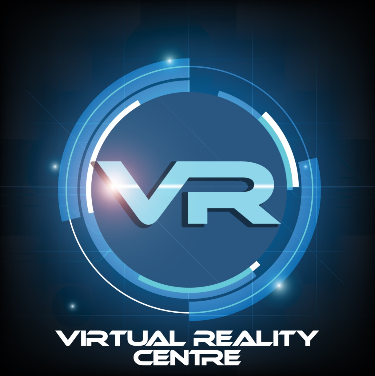 Virtual Reality Centre logo