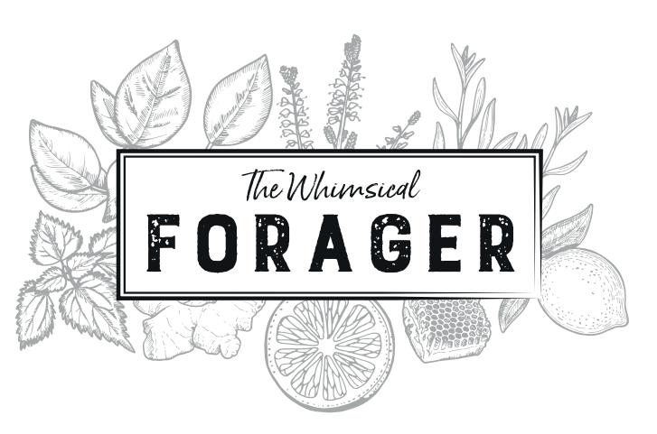 Whimsical Forager logo